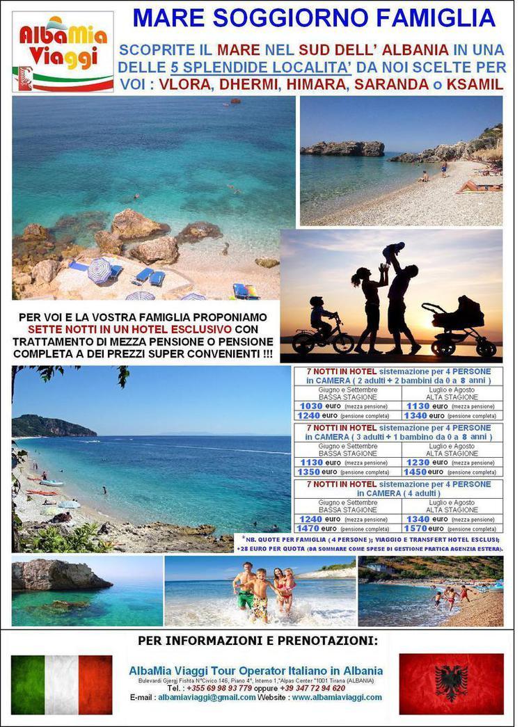 AlbaMia Viaggi - Vacanze Famiglia